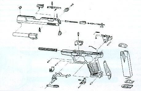 Walther P99 Diagram | Wiring Diagram